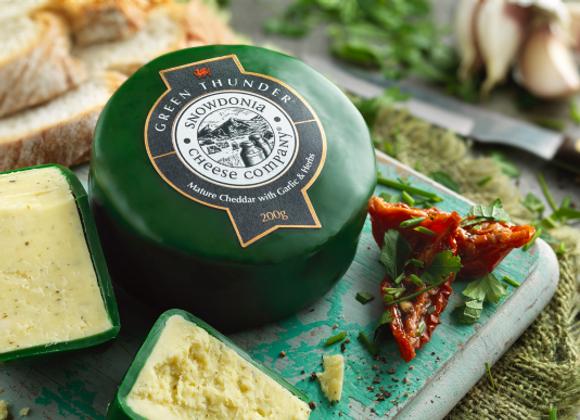 Green Thunder 200g Snowdonia Cheese Company