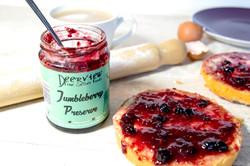 Deerview Fine Foods Jumbleberry Preserve