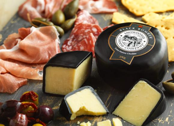 Black Bomber 200g Snowdonia Cheese Company