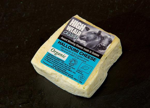 Sussex Halloumi 130g High Weald Dairy