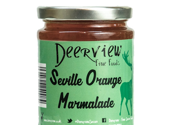 Seville Orange Marmalade 320g Deerview Fine Foods