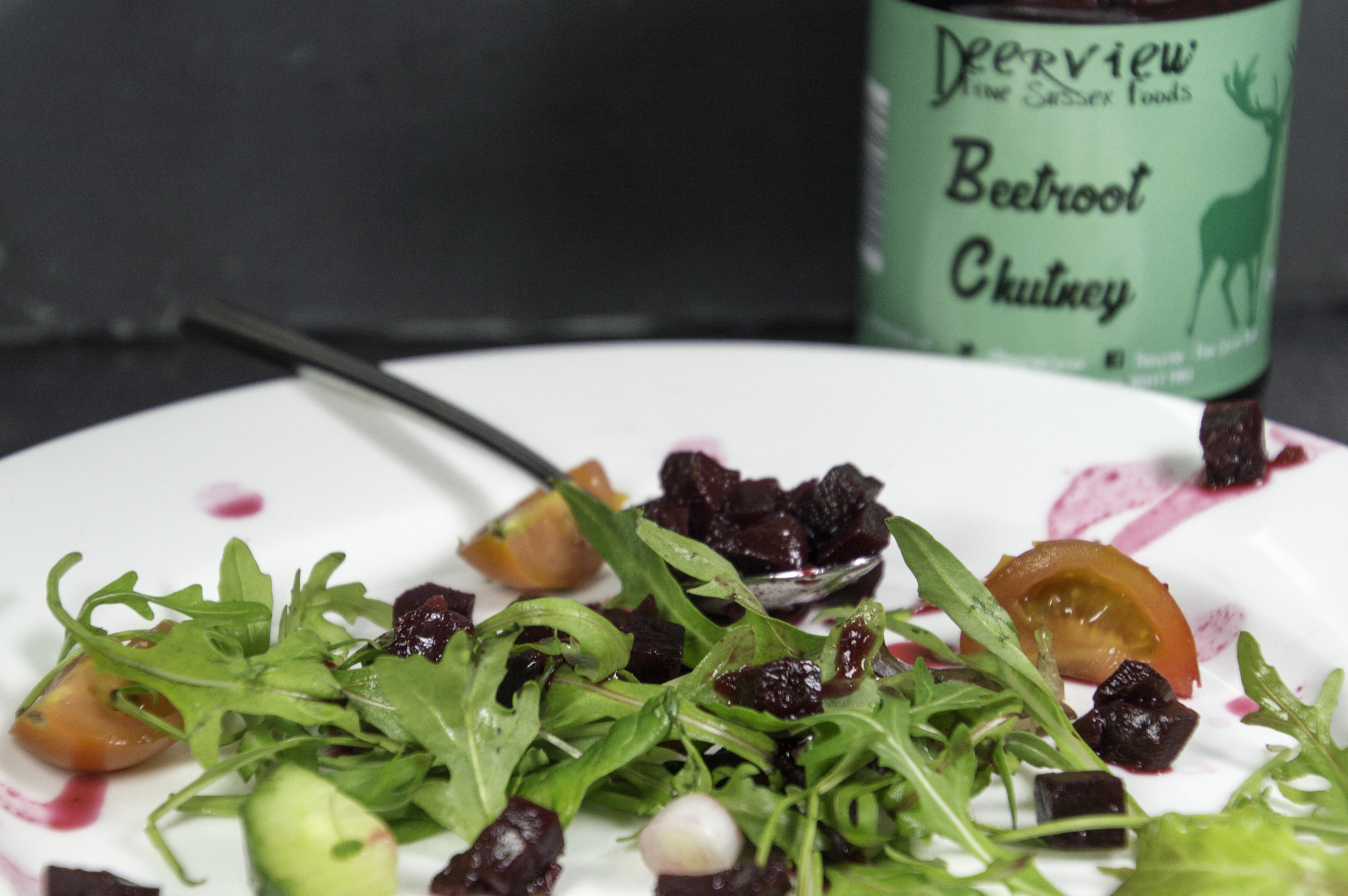 Deerview Fine Foods Beetroot Chutney