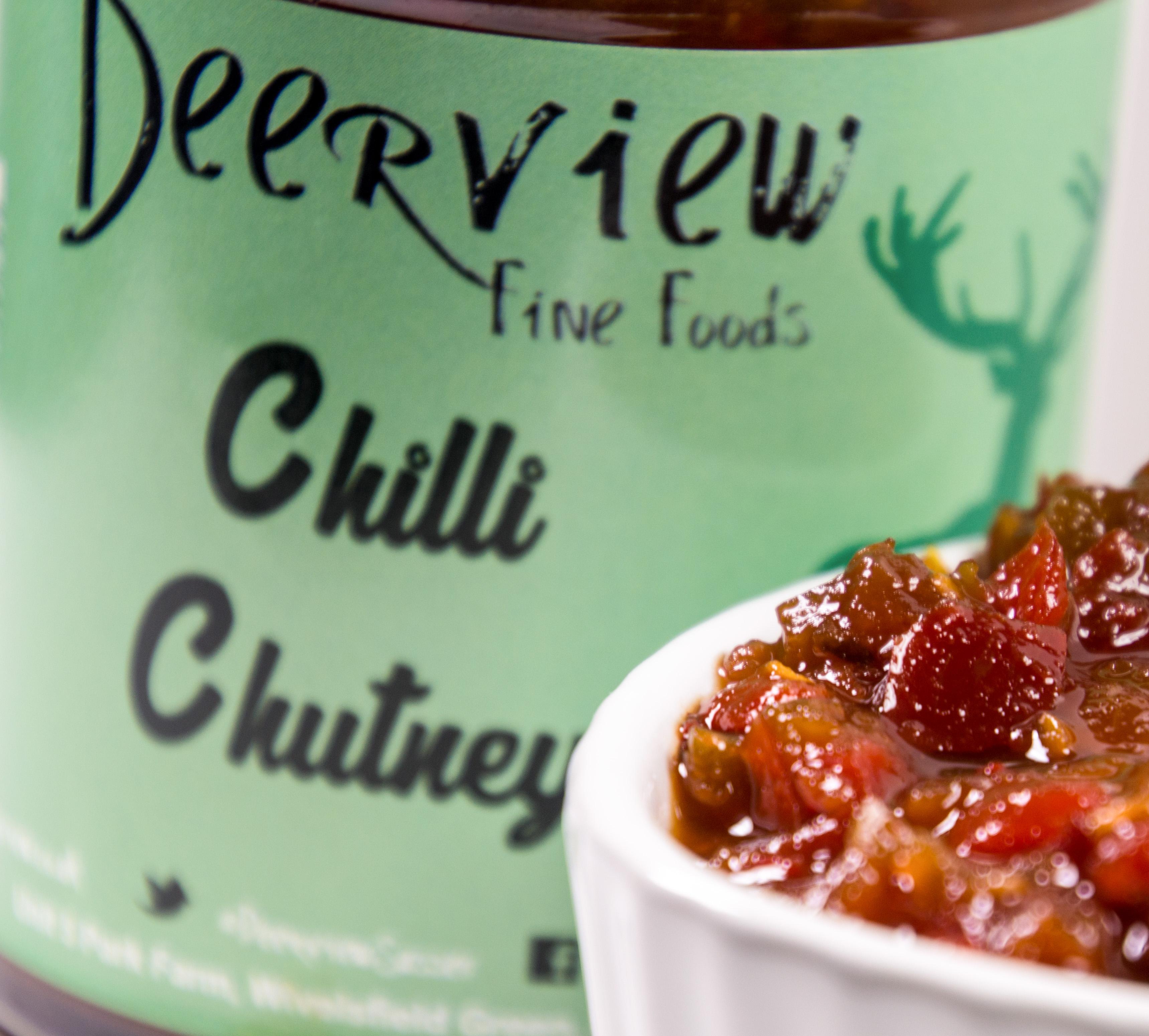 Deerview Fine Foods Chilli Chutney