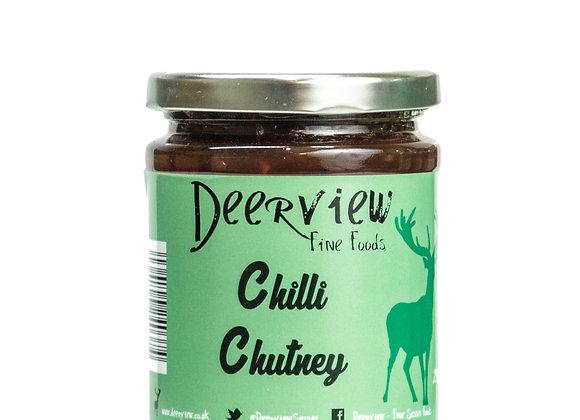 Chilli Chutney 290g Deerview Fine Foods
