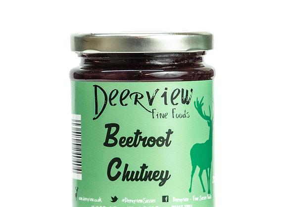 Beetroot Chutney 290g Deerview Fine Foods