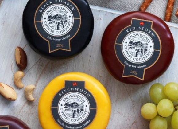 Snowdonia Cheese 3 for £15.50
