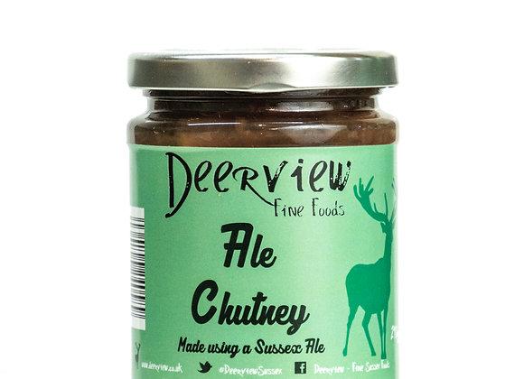 Ale Chutney 290g Deerview Fine Foods