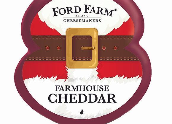 Farmhouse Cheddar Santa