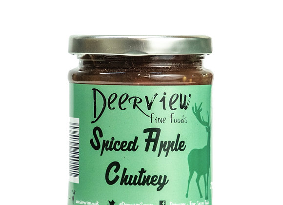 Spiced Apple Chutney