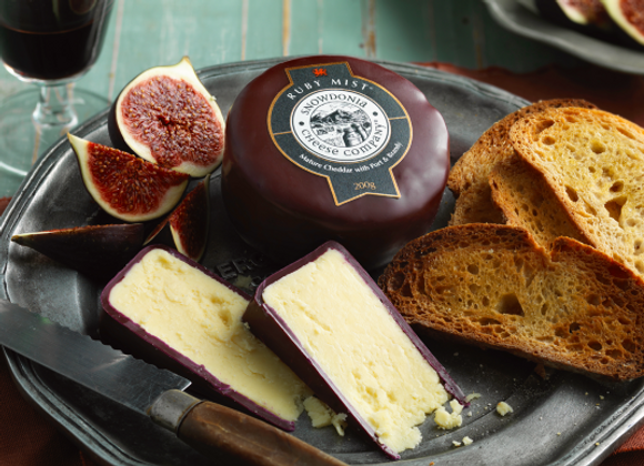 Ruby Mist 200g Snowdonia Cheese Company