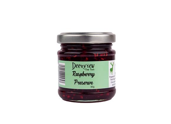 Mini Raspberry Preserve 90g Deerview Fine Foods