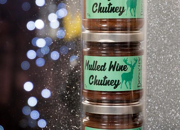 Gift Tube of Chutneys