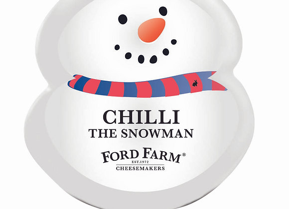 Cheddar with Chilli Snowman 200g
