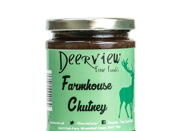 Farmhouse Chutney 290g Deerview Fine Foods