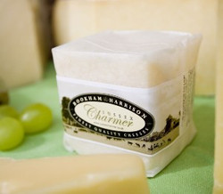 Deerview Fine Foods Bookham & Harrison Sussex Charmer cheddar cheese