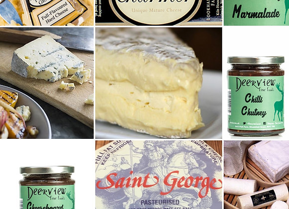 Our Support Sussex Cheese Fix