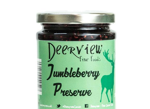 Jumbleberry Preserve 320g Deerview Fine Foods