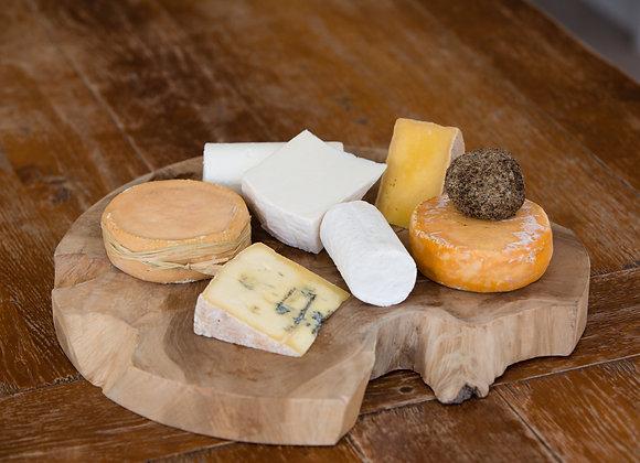 Soft Goats Cheese with Wild Garlic 190g