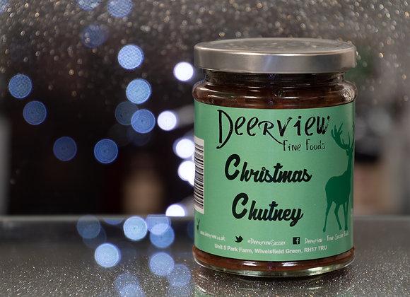 Christmas Chutney 290g Deerview Fine Foods