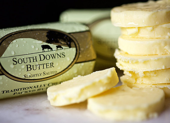 Southdowns Butter Slightly Salted 200g Bookham Harrison