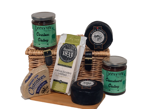 The Iconic Cheeseboard Hamper