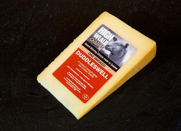 Duddleswell Smoked Organic 130g High Weald Dairy