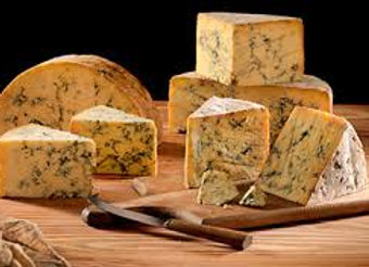 Blue Stilton Wedge 150g
