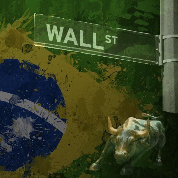 Mercado de ações.