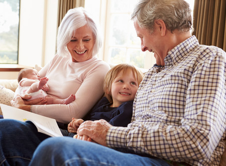 ¿Adulto mayor en casa?.. Esto es lo que debes saber