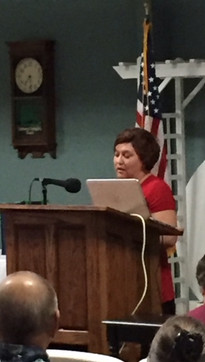Heather Fields at State of the Lake