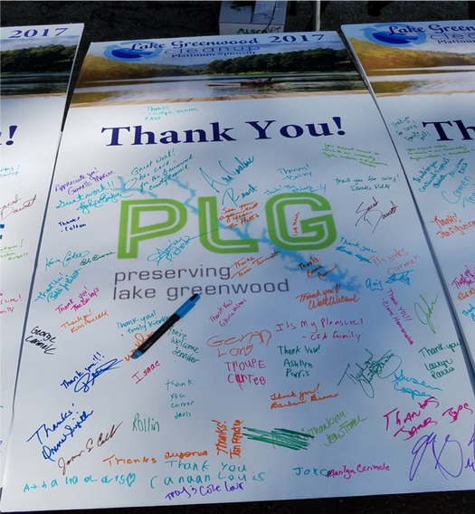Thank You to PLG
