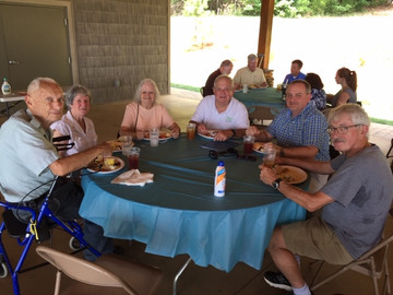 Lake Greenwood Employee Appreciation Luncheon