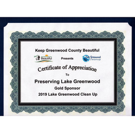 PLG Annual Lake Cleanup
