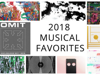 2018 Musical Favorites