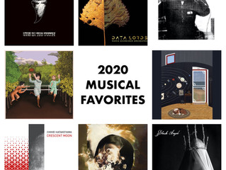 2020 Musical Favorites
