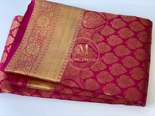 Pure Kanchipuram Silk
