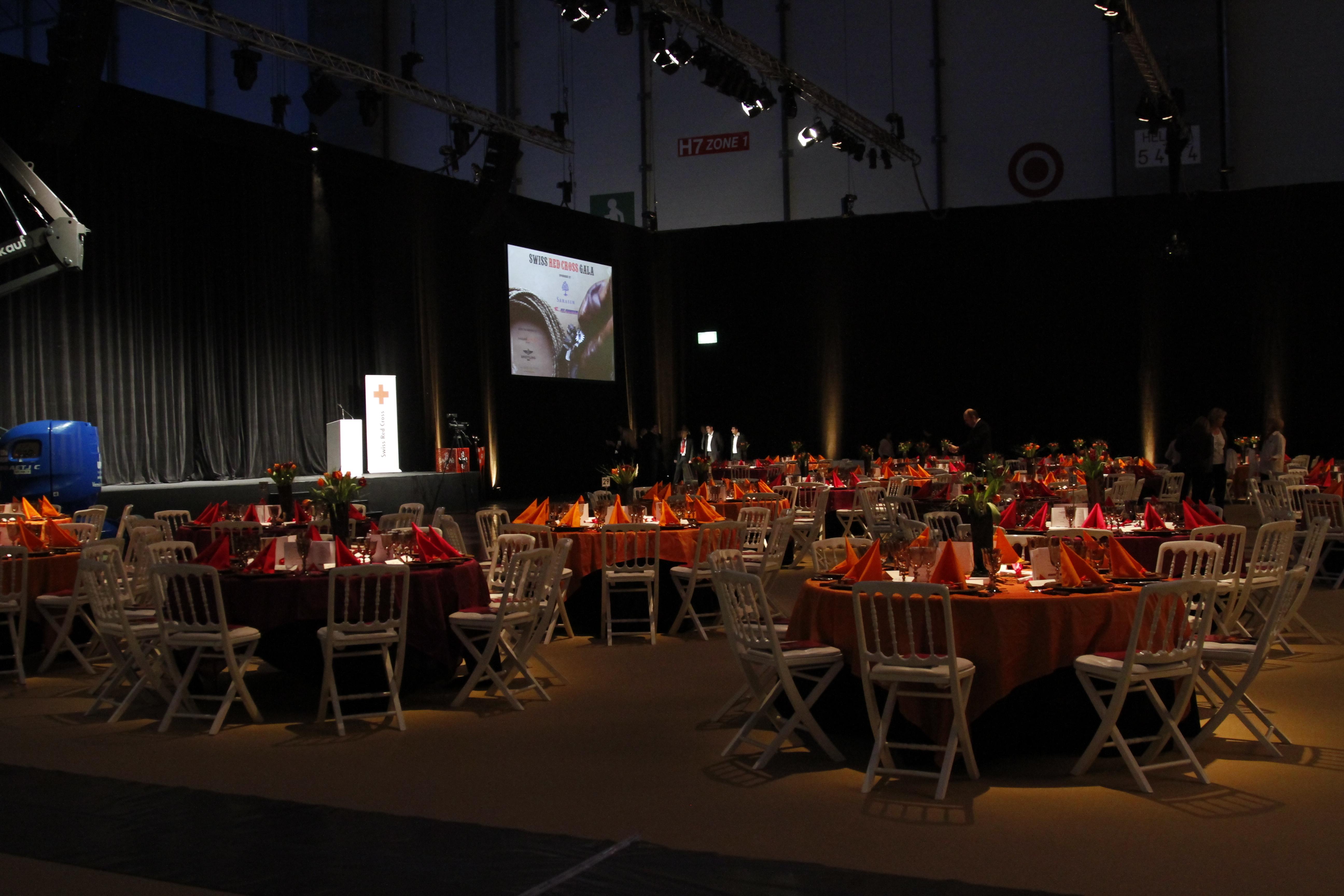 Swiss Red Cross Gala