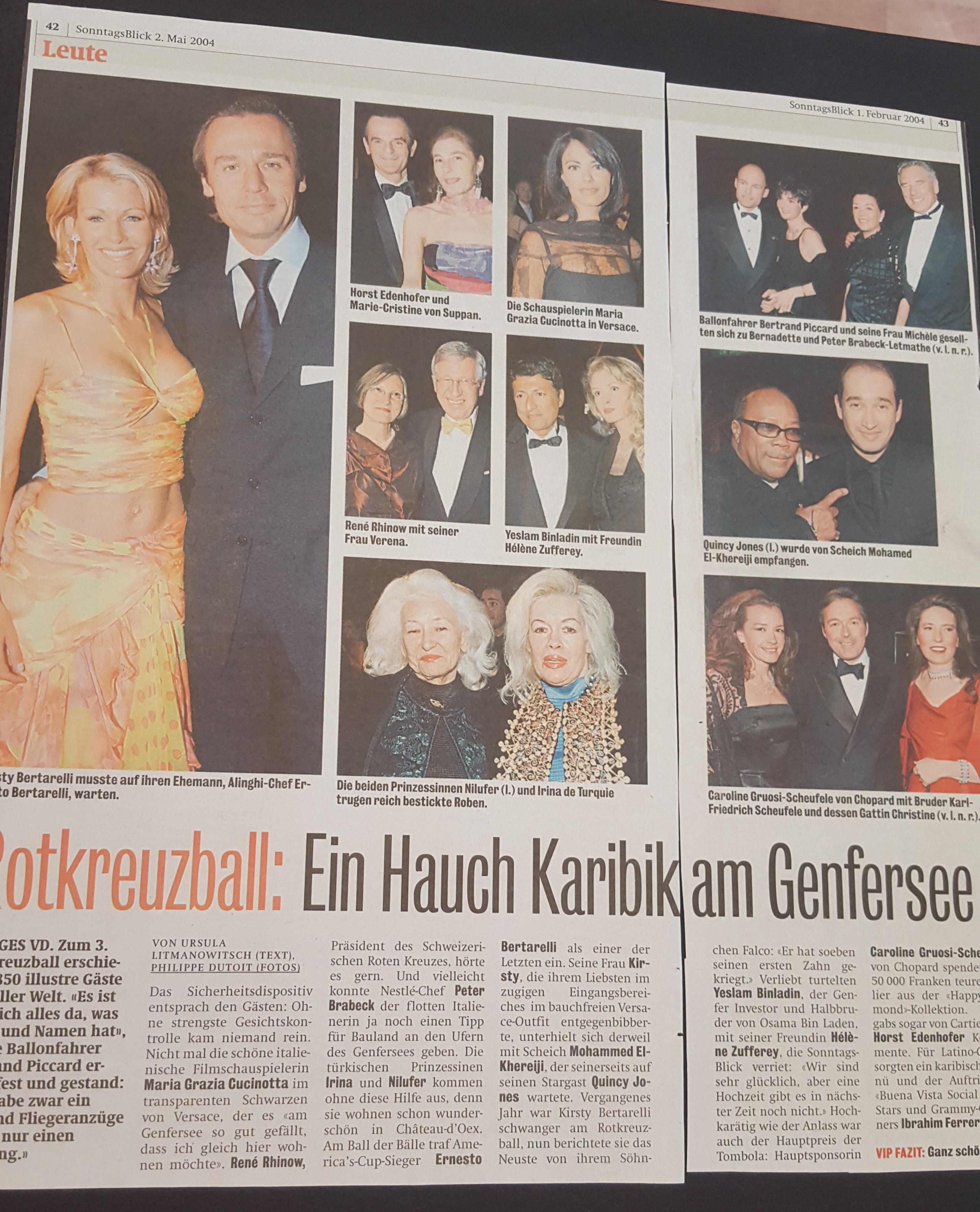 2004 Sonntags Blick