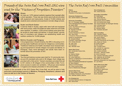 Swiss Red Cross Proceeds 2012 & Committee