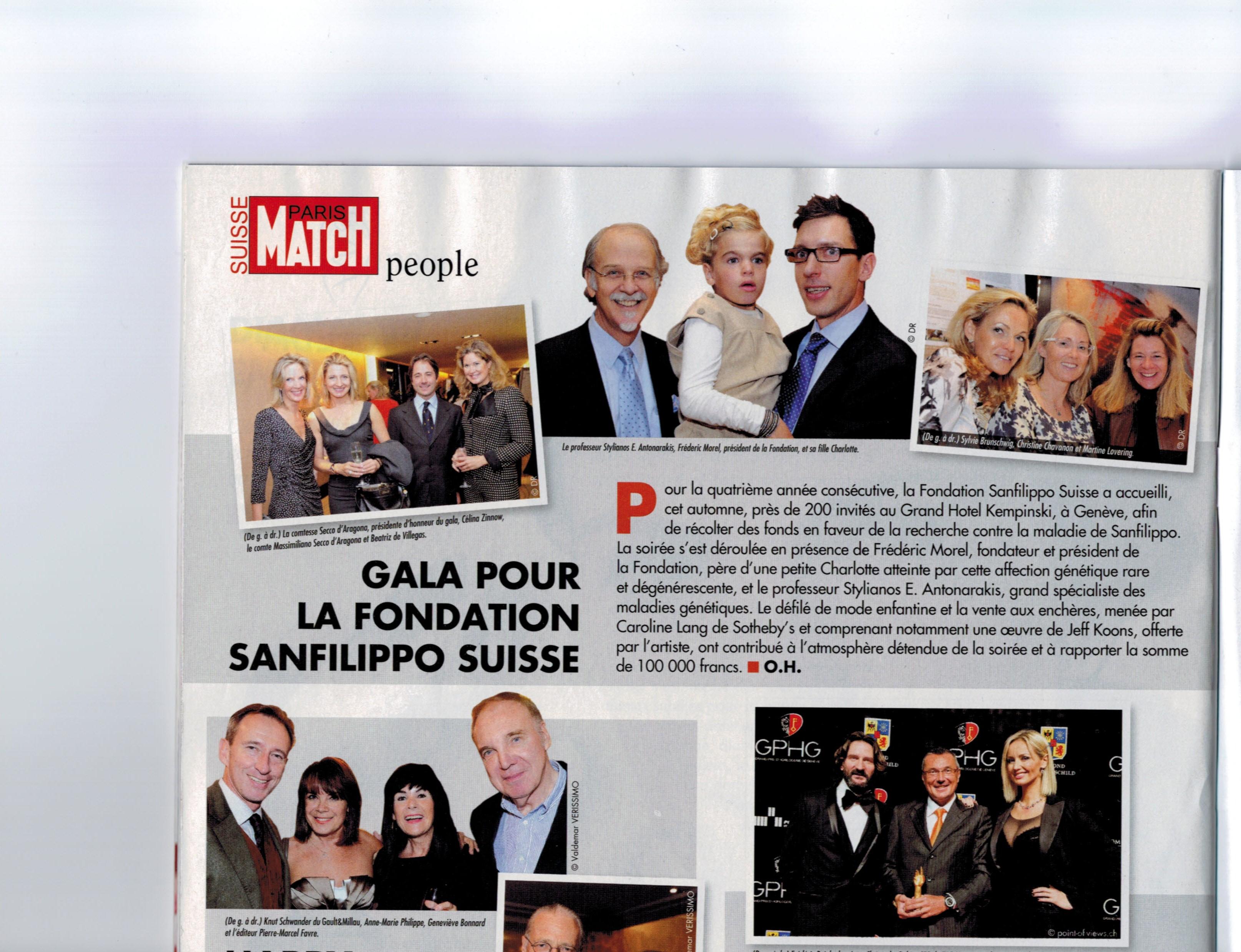 Paris Match - 21.12.2012