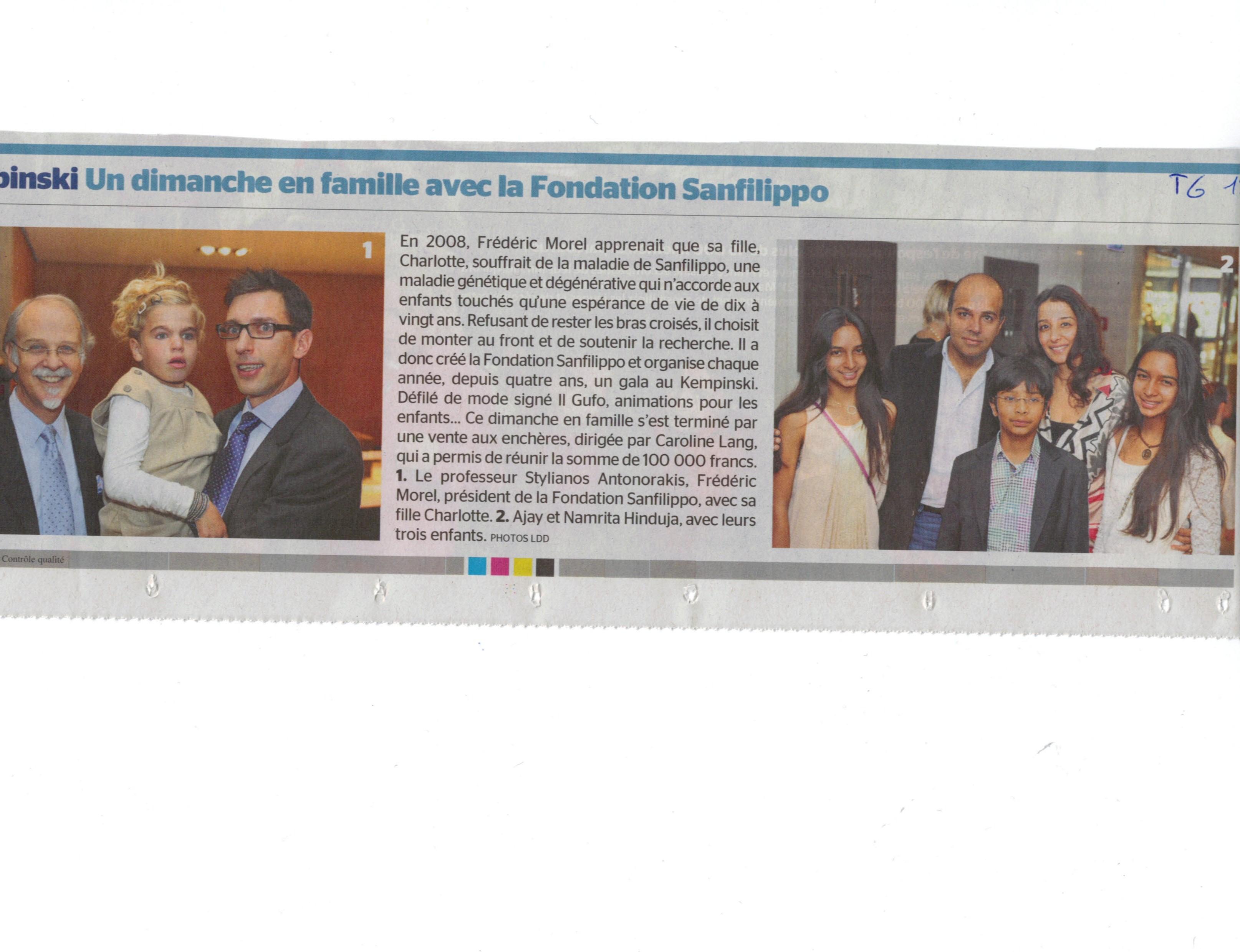 Tribune de Genève - 19.10