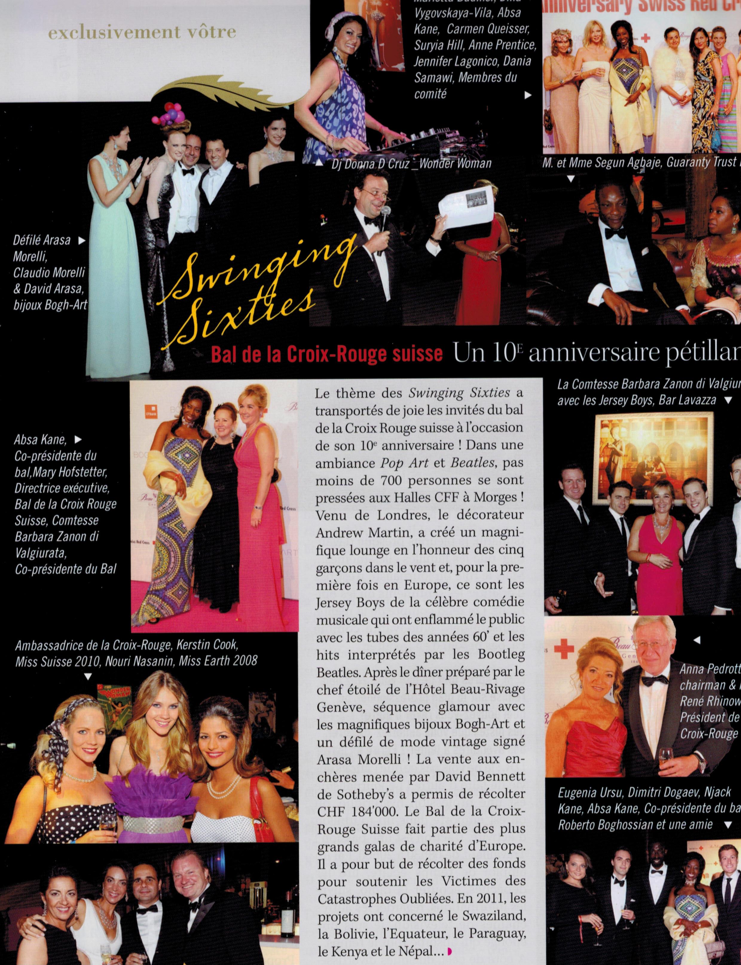 SRC Ball - Exclusif Magazine - 01.02.12