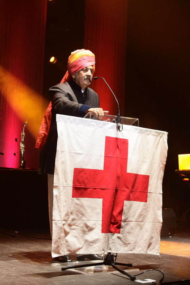 Swiss Red Cross Ball