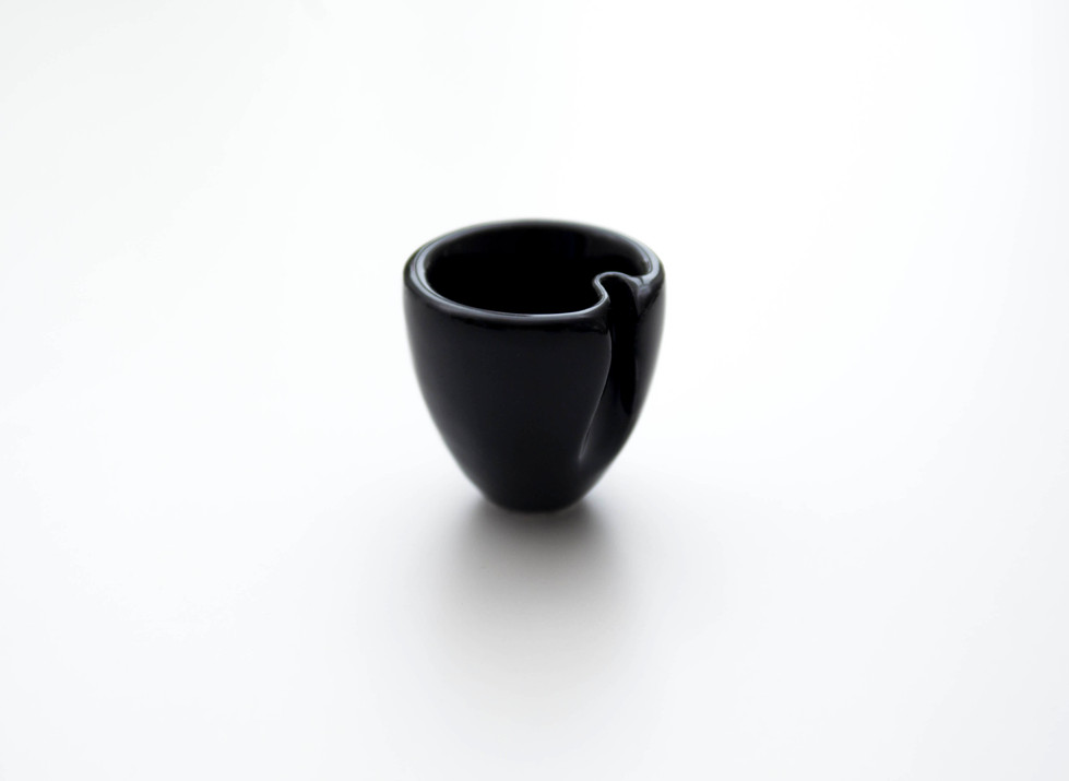 Magma Series 3D printed porcelain © LNMSCH 2019