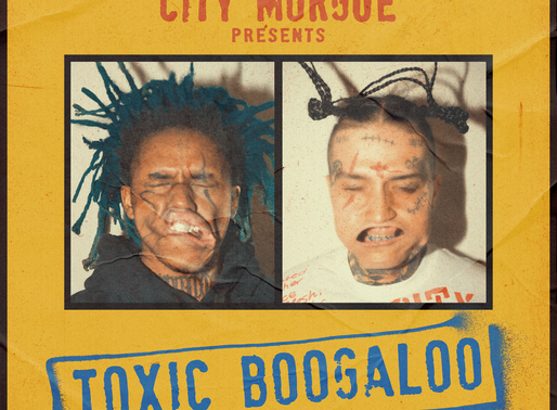 City Morgue: Toxic Boogaloo