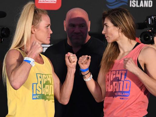 UFC Fight Night Abu Dhabi