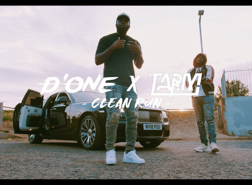 D'One x Tarm - Clean Run (Official Music Video)