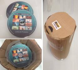 Impressão em cds