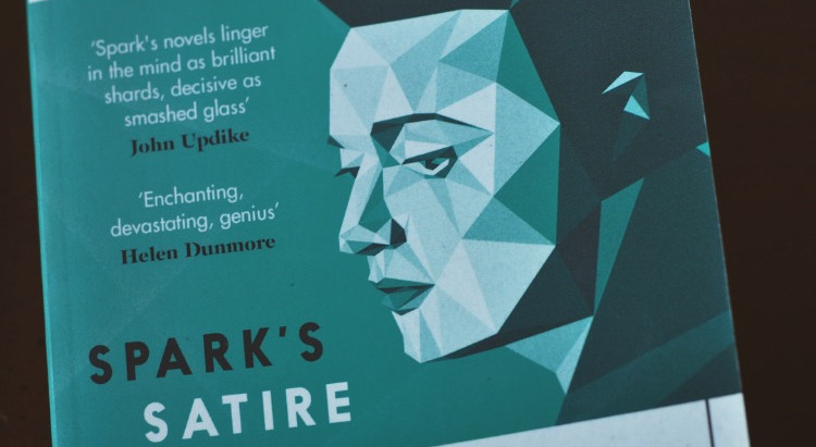 Review of Aiding and Abetting by Muriel Spark,published by DURA.