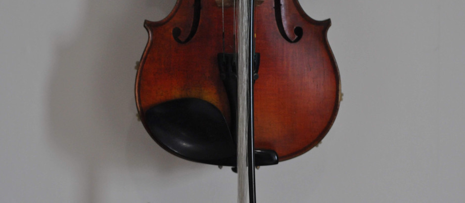 Literature Review of Gone: A Girl, A Violin, A Life Unstrung by Min Kym.